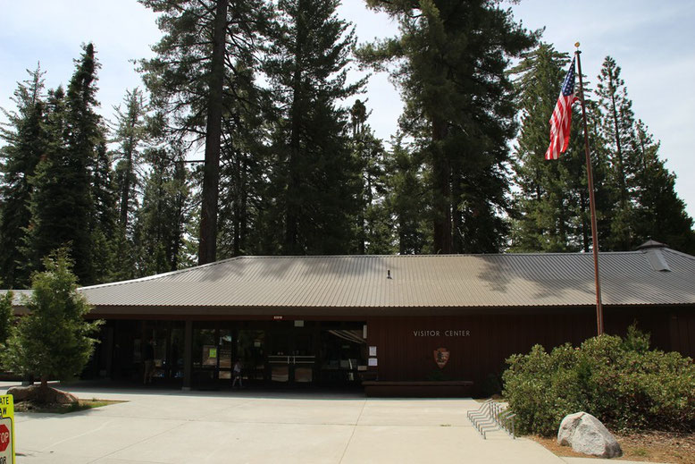 Grant Grove Visitor Center
