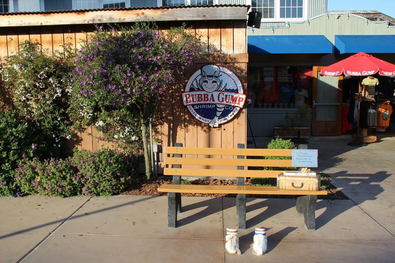 Monterey, Bubba Gump