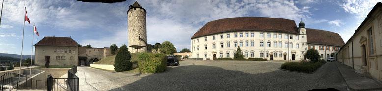Schloss Porrentruy