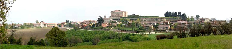 Italien Reise Blog Guarene P.Trippi