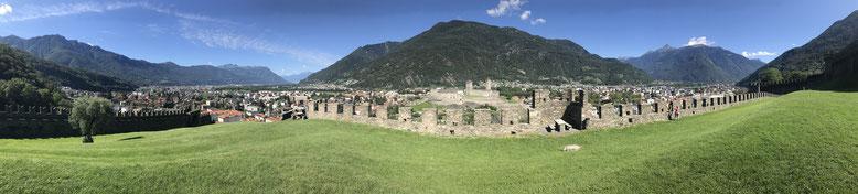 Reiseblog Bellinzona P.Trippi