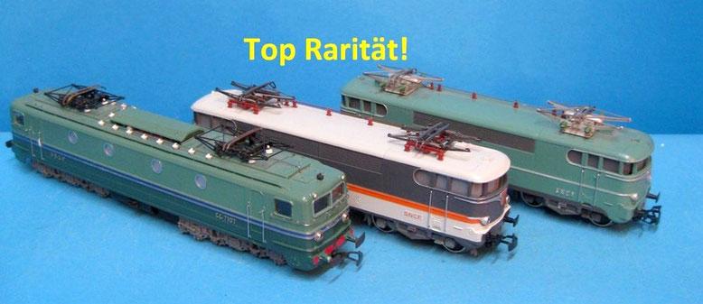 Dezember 2019: Ich ersteigerte drei Märklin Lokomotiven - I bidded for three Märklin locomotives.
