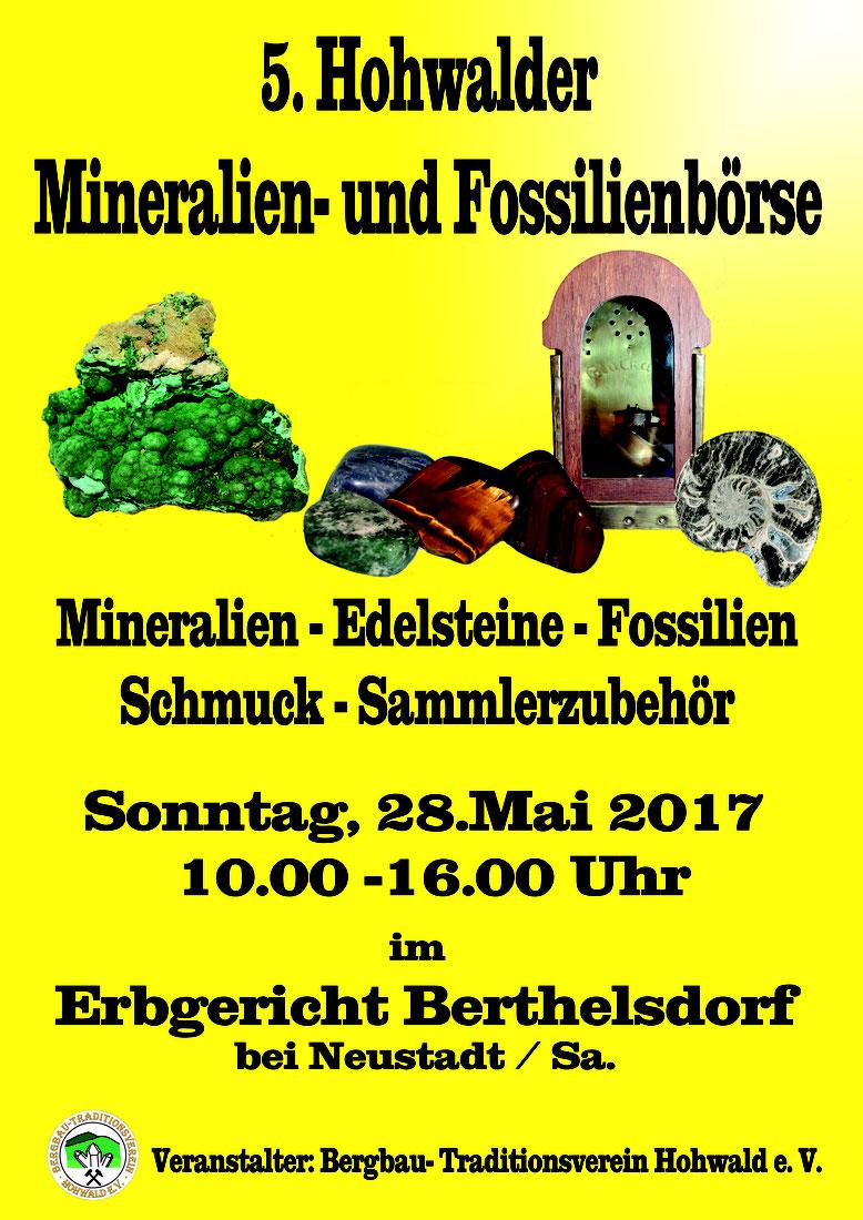 4. Hohwalder Mineralien- und Fossilienbörse