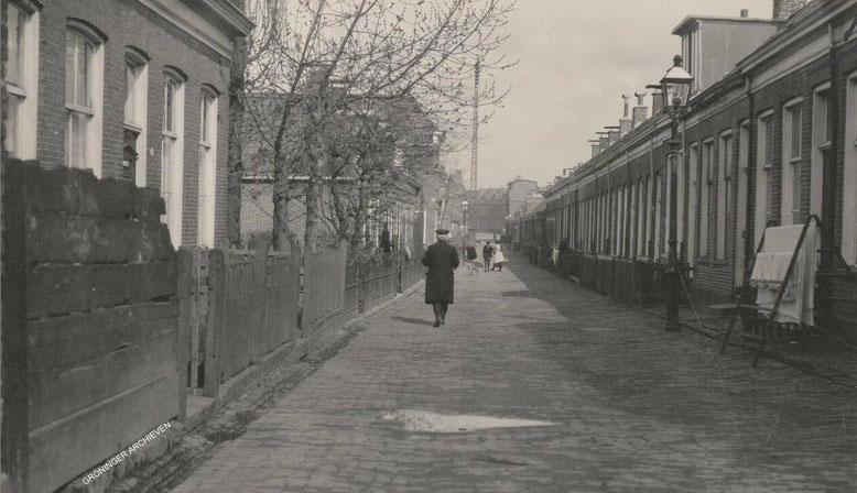 Oliemulderstraat c.a 1928