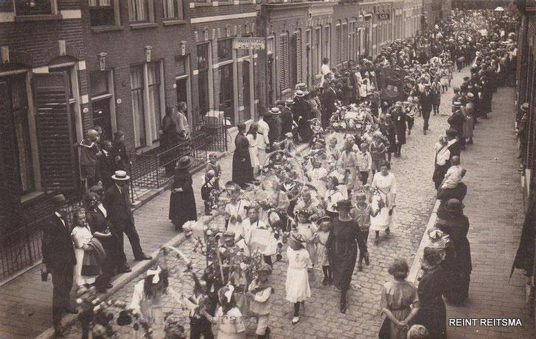 Brandenburgerstraat c.a 1920