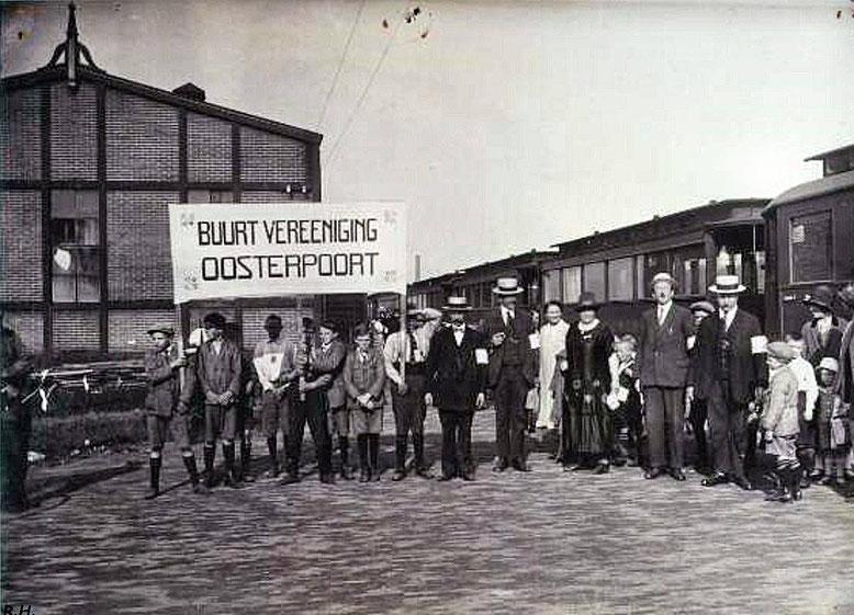 buurtvereniging Oosterpoort  uitstapje naar Roden 192