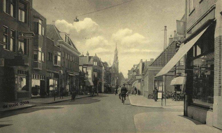 Oosterweg jaar 1930