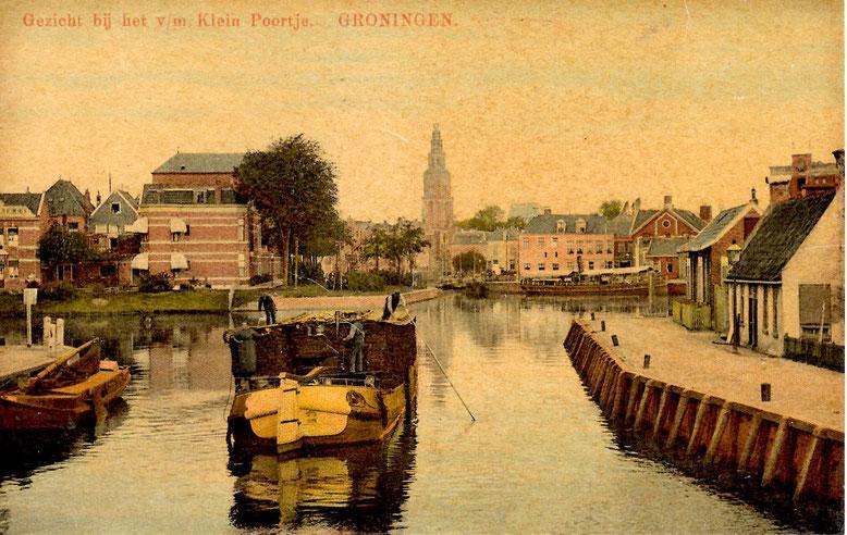 Briefkaart uit 1910