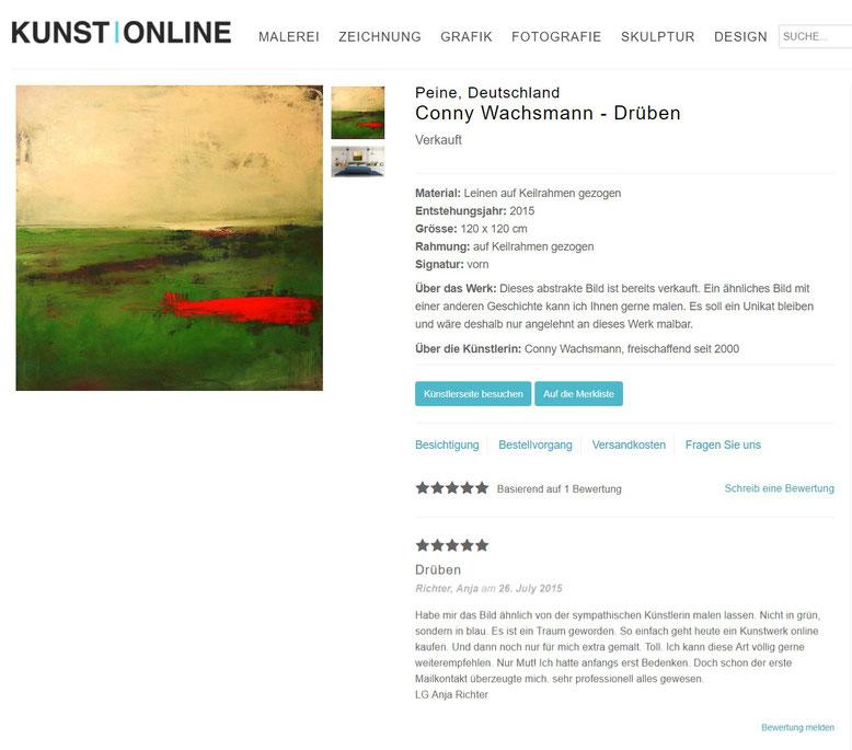 bewertung - abstrakter Onlineshop