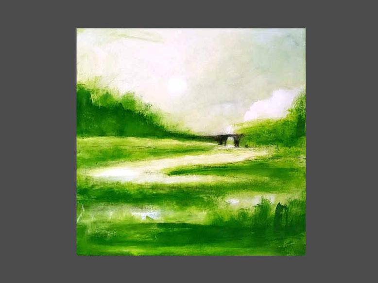 grünes Bild