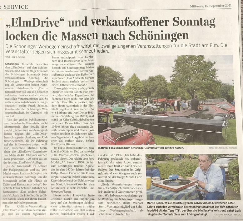 FUNKE MEDIEN Helmstedt & Service vom 15.09.2021