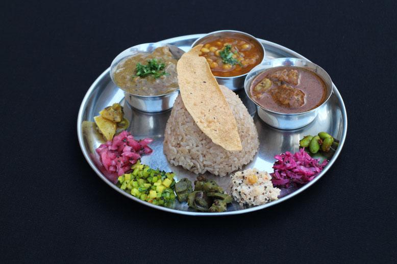 南インドカレー一例 イメージ