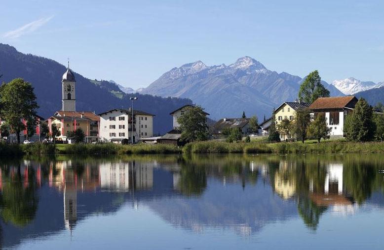 Ferienwohnungen in Graubünden - Schweiz
