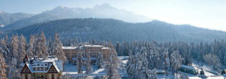 Resort Hotel Waldhaus