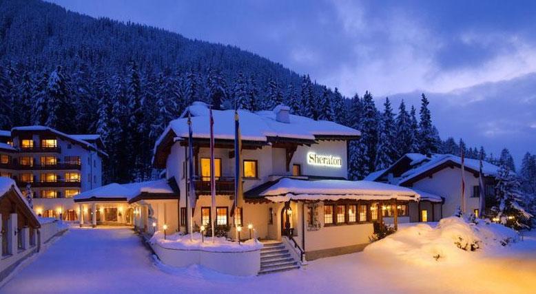 Sheraton Waldhuus Davos