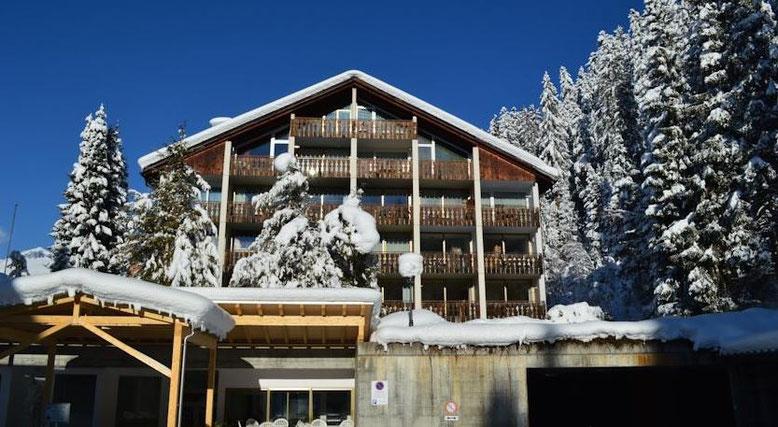 3 Sterne Sporthotel in Graubünden