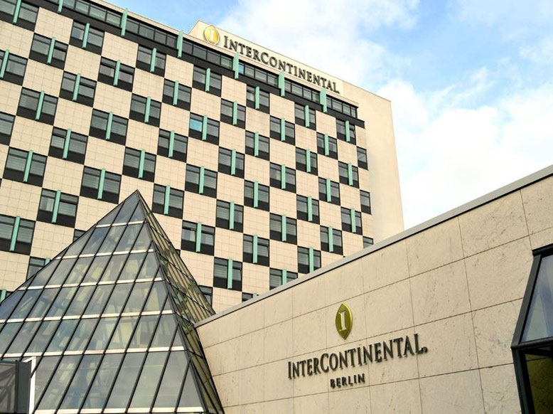 Hotel Intercontinental in Berlin
