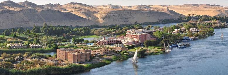 Ferienresort Ägypten
