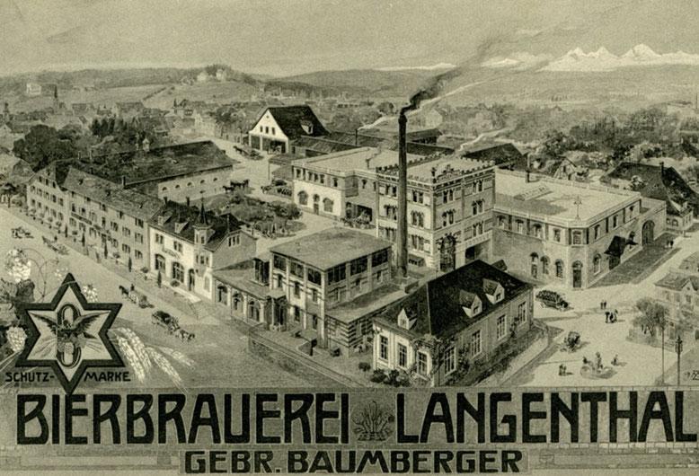 Bierbrauerei Langental Langatun
