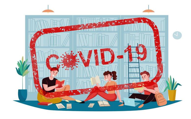 COVID-19 et bibliothèque