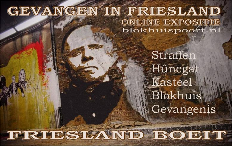 Gevangen in Friesland