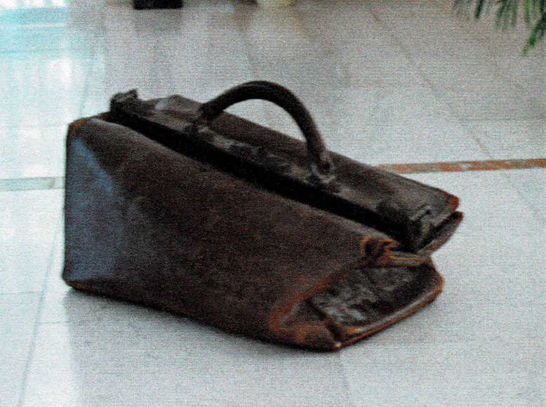Het koffertje van de dokter Bearda Bakker