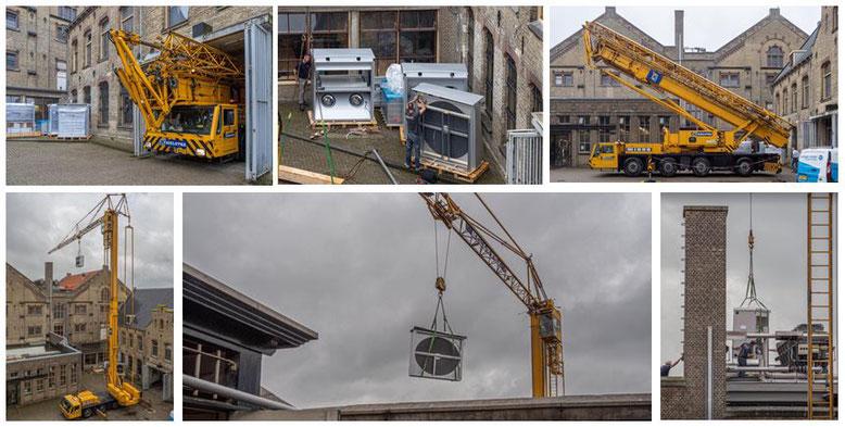 Verbouwing 2020 De Blokhuispoort
