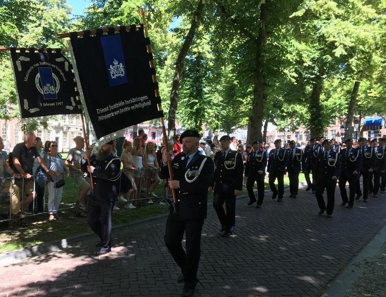 zaterdag 27 juni 2020, was het Nederlandse Veteranendag. Bij DJI werken honderden veteranen.