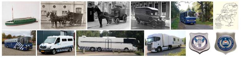 Vervoer gevangenen