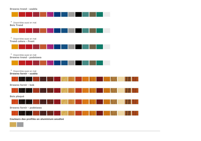 couleurs vitrines pâtissières kameleo