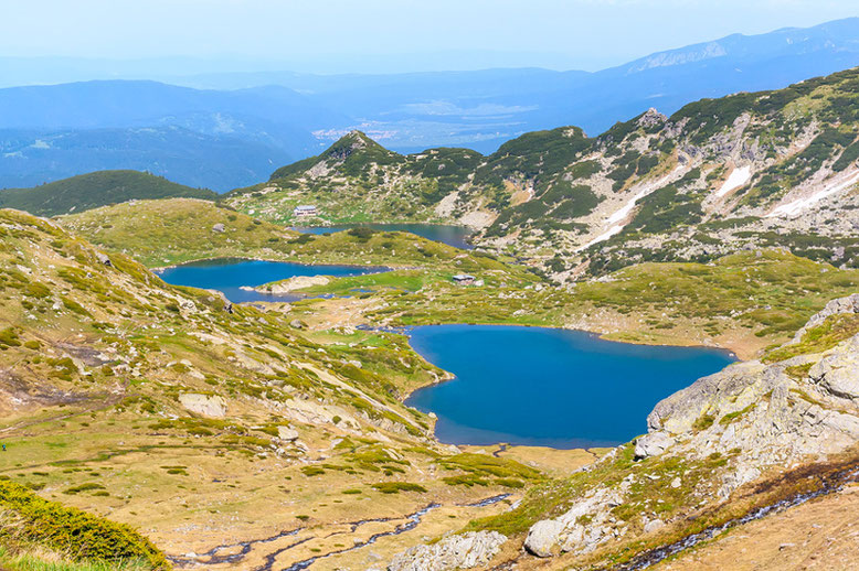 Most Beautiful Lakes in Europe - 10 Astonishing Lakes You Must See in Europe - Seven Lakes (Rila Lakes) in Bulgaria