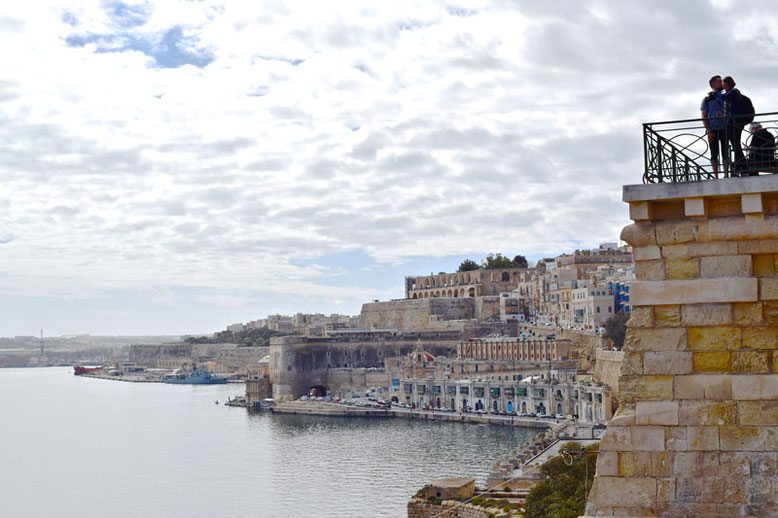 3 Days in Malta - Winter Break - Valetta