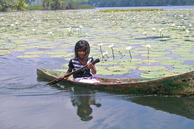 A Lovely Week in Guatemala - Girl in a Boat