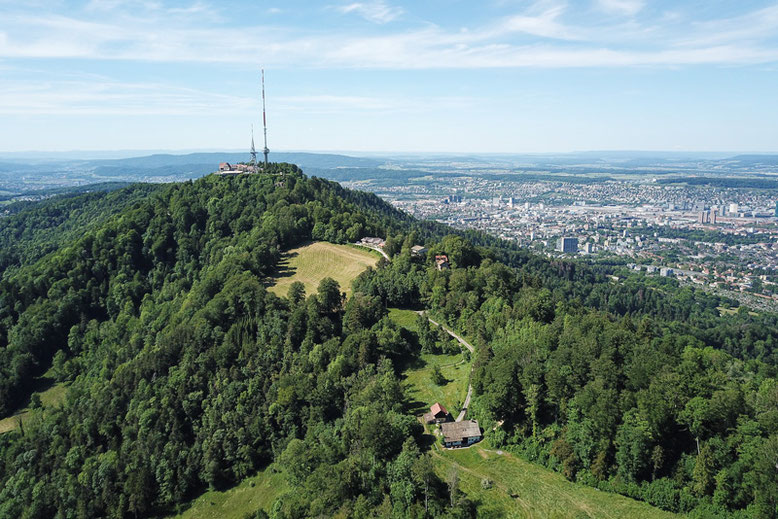 7 Days in Switzerland - Travel Itinerary - Uetliberg