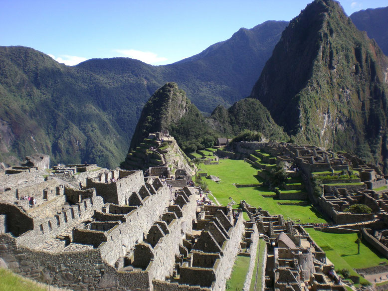 10 Scenic Hikes Around the World - Machu Picchu