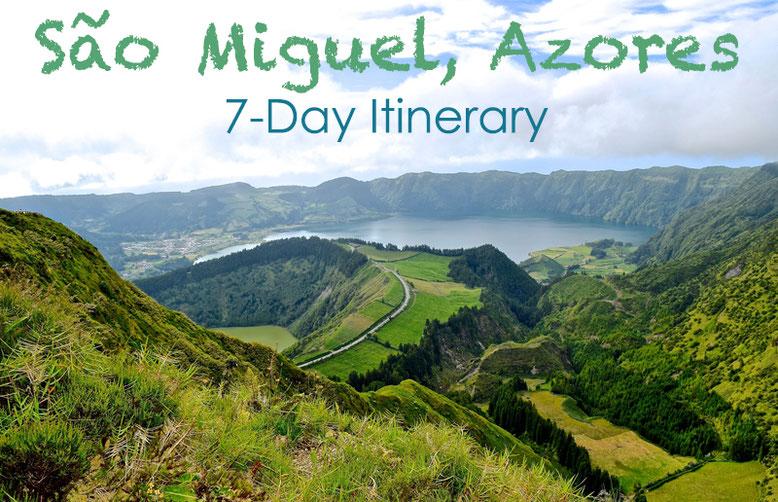 Azores Travel Blog
