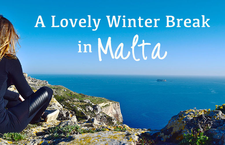 3 days in Malta - travel itinerary - winter break in Malta
