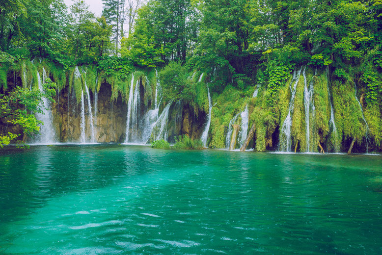 Most Beautiful Lakes in Europe - 10 Astonishing Lakes You Must See in Europe - Plitvice Lakes, Croatia