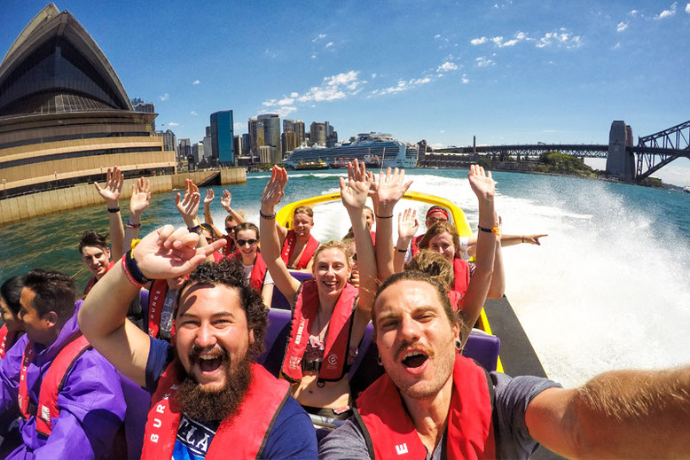 48 Hours in Sydney - Everything You Must Do and See - Jet Boat