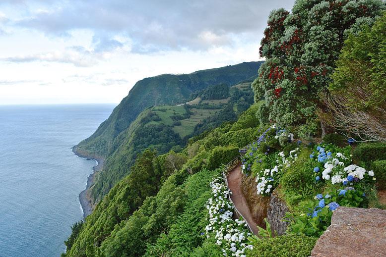 7 Tage Reiseplan - Sao Miguel, Azoren - Ponta do Sossego