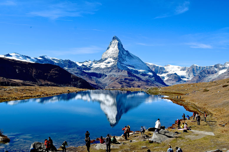 2 Hikes in Zermatt, Switzerland - 5 Lakes Hike - Stellisee