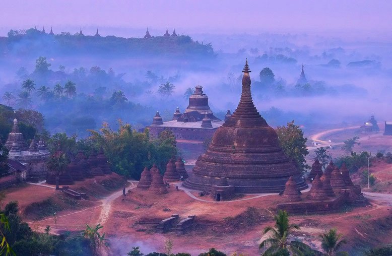 Top 10 Places You Should not Miss in Myanmar - Mrauk U