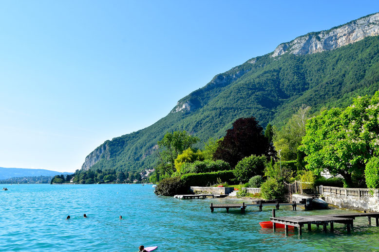 Most Beautiful Lakes in Europe - 10 Astonishing Lakes You Must See in Europe - Lake Annecy, France