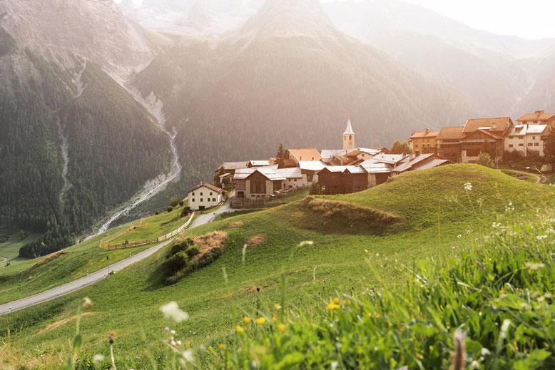 The Best Kept Secrets of Switzerland - Latsch