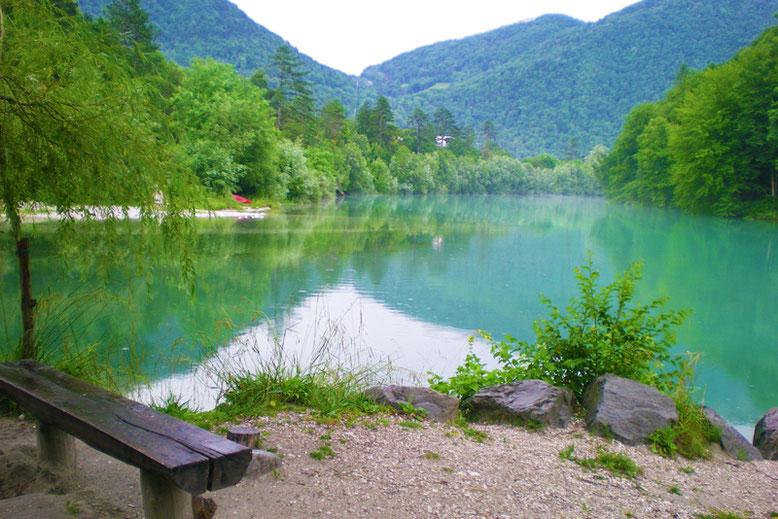 7 Tage in Slowenien, Reiseplan - Sotocje (Tolmin)