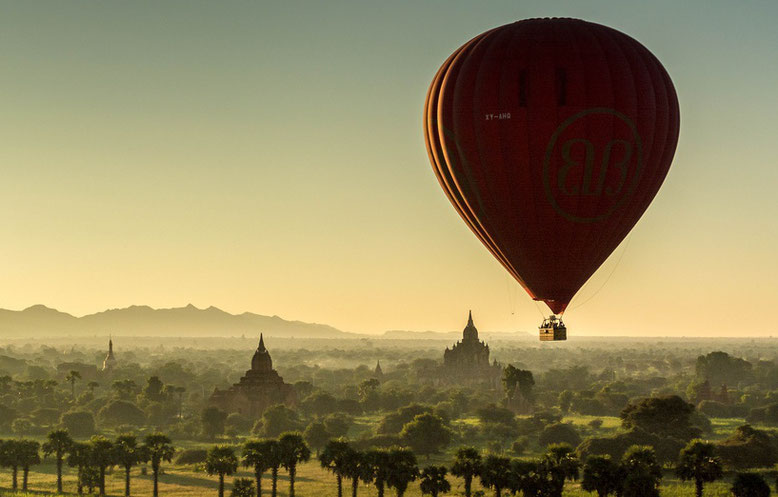 Top 10 Places You Should not Miss in Myanmar - Bagan Plain
