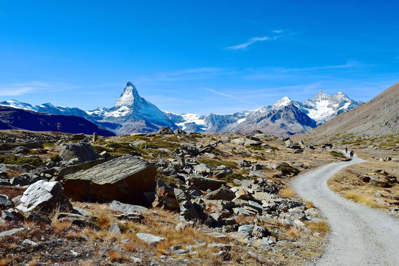 10 Scenic Hikes Around the World - Zermatt, Switzerland