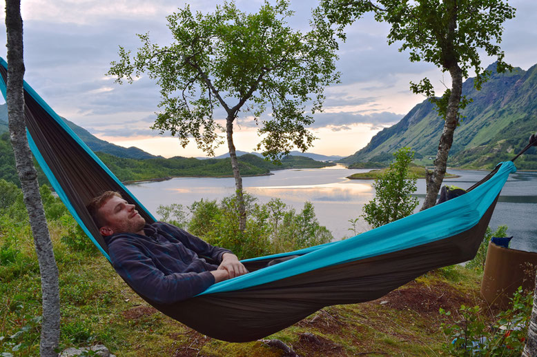 From Tromso to the Lofoten Islands - Sleepover Near Tengelfjord