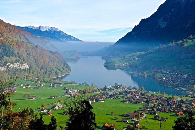 Die schönsten Seen in der Schweiz - Lungernsee