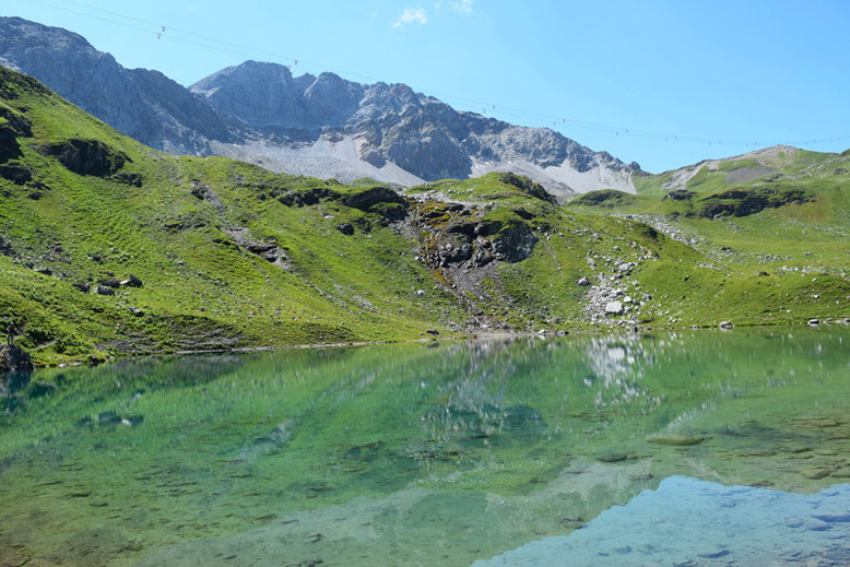 Die schönsten Seen in der Schweiz - Urdensee